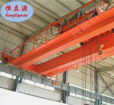 LHy型-冶金电动葫芦桥式起重机