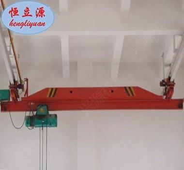 LXB型防爆电动单梁悬挂起重机